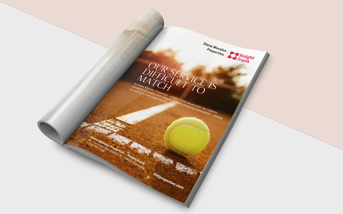 Tennis Senior Master Cup Marbella ad