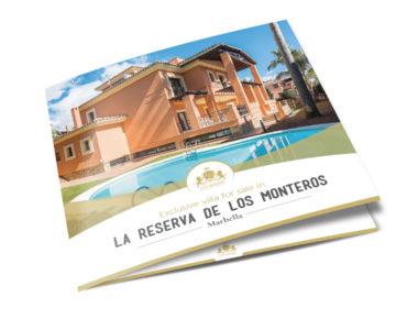 Property brochure Marbella