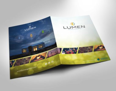 Carpeta corporativa Lumen Energy