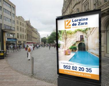 Outdoor advertising Marbella