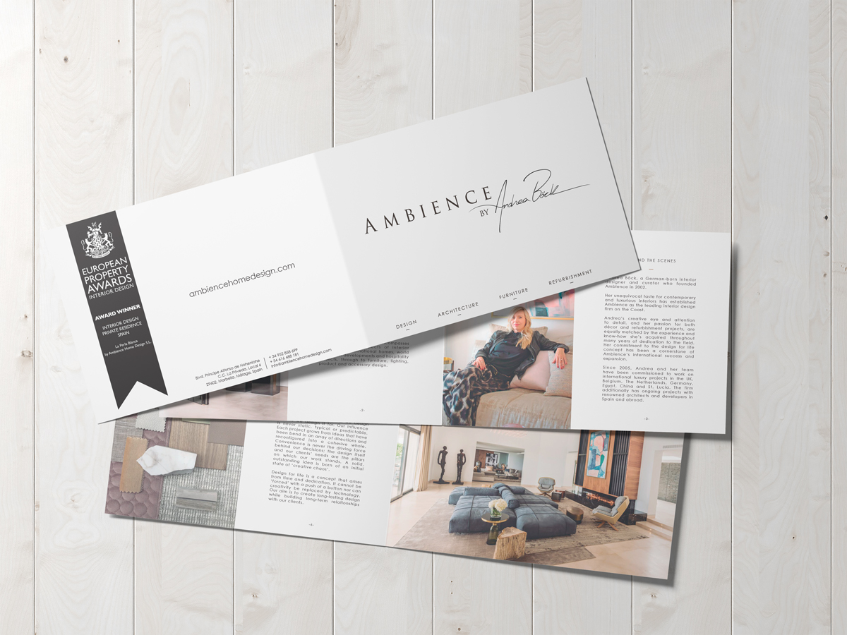 Ambience Catalogue Marbella