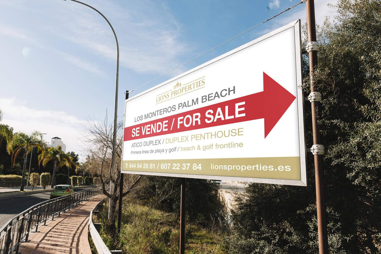 Outdoor Advertising Lions Properties