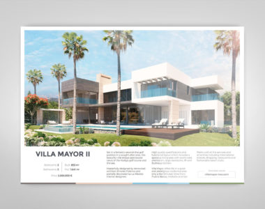 A4 Villa Open House