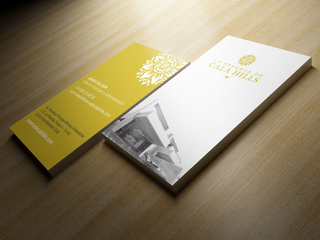 LRDCH Business Cards