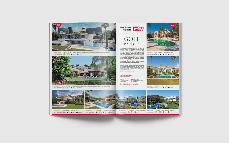 Advertising Essential magazine
